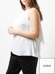 ri-plus-white-tie-back-sleeveless-top