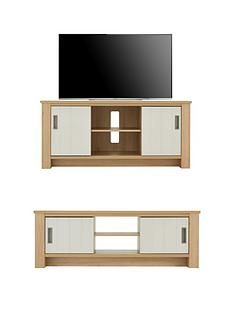 consort-gemini-2-piece-ready-assembled-living-room-set-tv-unit-and-coffeenbsptable-buy-and-save
