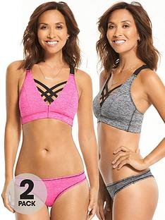 myleene-klass-2-pack-strappy-mesh-sports-bra-grey-marlpink