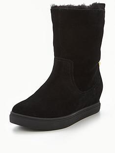 kg-scorpio-fur-cuff-ankle-boot