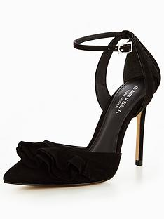 carvela-arundel-frill-court-black