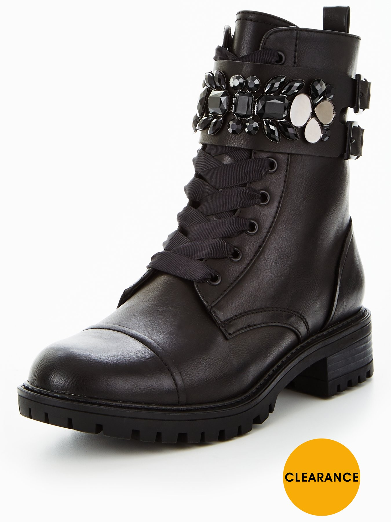 Miss KG Sax Biker Boot 1600179996 Women's Shoes Miss KG Boots