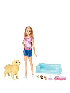 barbie-newborn-pups-doll-andnbsppets