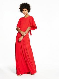 v-by-very-ity-kimono-sleeve-maxi-dress-red
