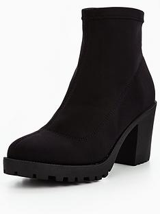 office-alien-block-heel-ankle-boot
