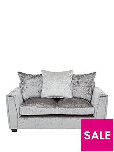 glitz-2-seater-fabric-scatter-back-sofa-i-n-greysilver-or-blackpewter