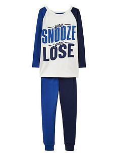 joules-boys-kipwell-you-snooze-you-lose-pyjamas