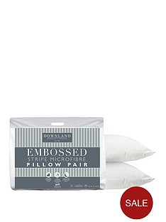 embossed-microfibre-pillows-pair