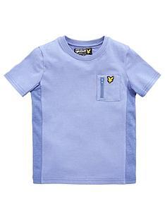 lyle-scott-boys-short-sleeve-zip-pocket-t-shirt