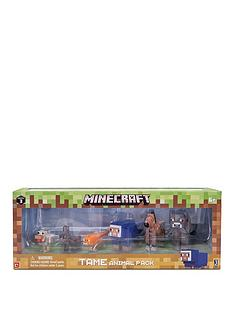 minecraft-tame-animal-pack