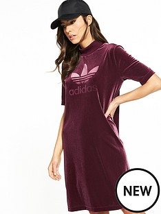 adidas-originals-velvet-vibes-dress-maroonnbsp