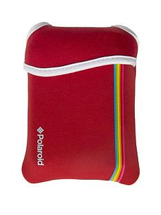 polaroid-neoprene-case-for-polaroid-snap-and-snap-touch-instant-digital-camera-red