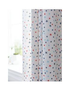 bianca-cottonsoft-star-eyelet-curtains