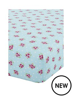 catherine-lansfield-fairies-single-fitted-sheet