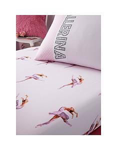 catherine-lansfield-ballerina-double-fitted-sheet