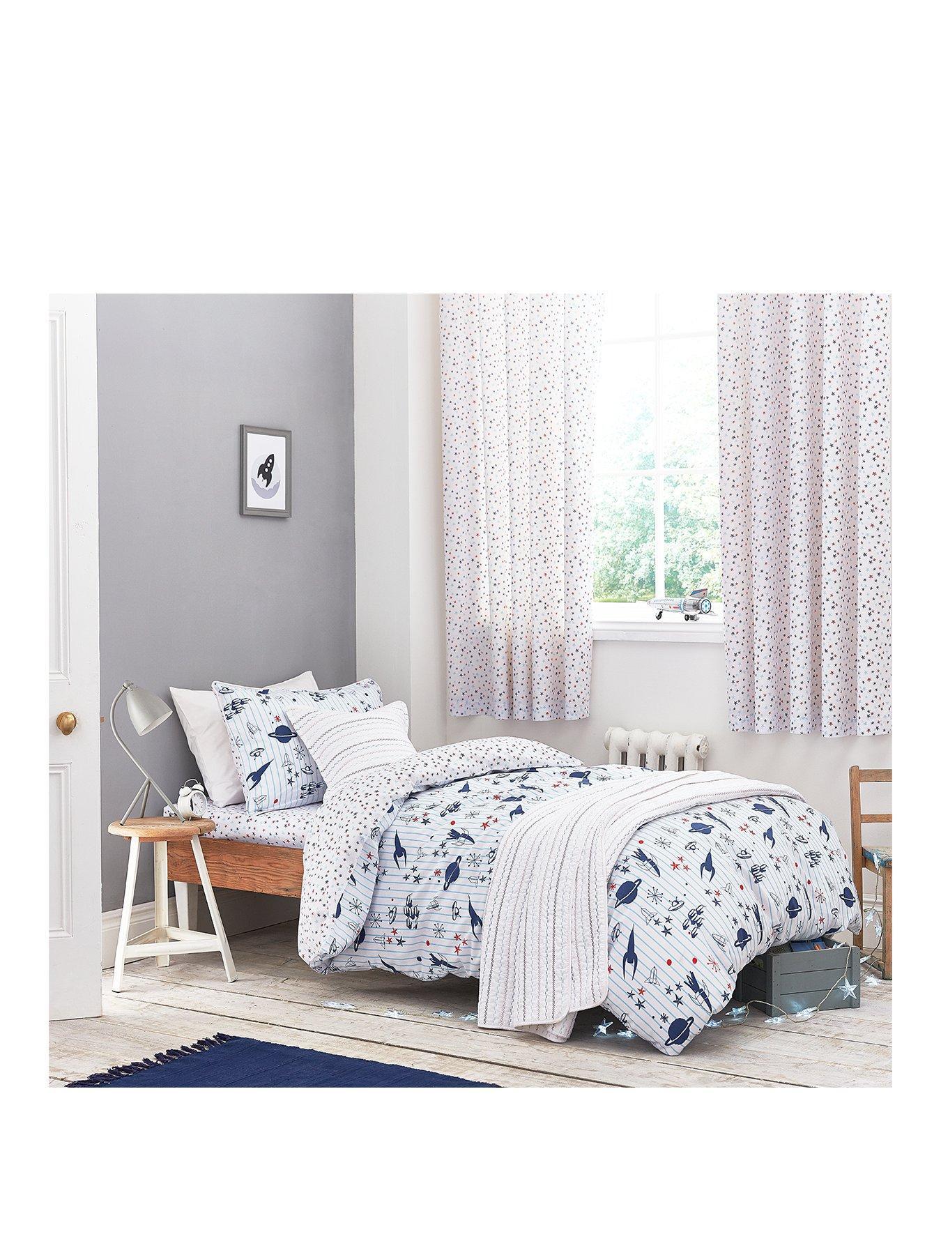 Cream White Blue Gray High Quality Bianca 100% Cotton Soft Bedspread Throwover Bedding
