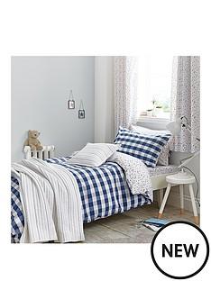 bianca-cottonsoft-bianca-cottonsoft-gingham-print-single-duvet-set