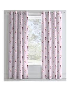 catherine-lansfield-ballerina-lined-curtains