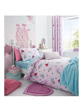 catherine-lansfield-fairies-lined-curtains