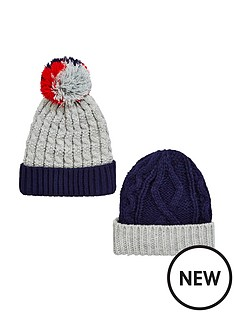 v-by-very-boys-2-pack-hats-4-7-years