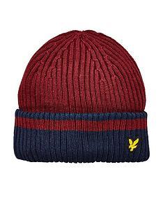 lyle-scott-lyle-amp-scott-boys-knitted-beanie