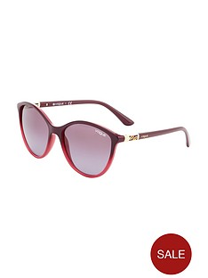 vogue-ombre-frame-sunglasses
