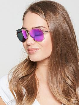 02136ed855ae MICHAEL KORS Cut Out Sunglasses | littlewoodsireland.ie