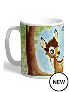 disney-retro-bambi-personalised-mug