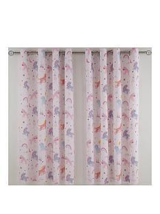 magical-unicorns-eyelet-curtains