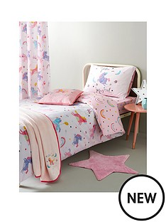 magical-unicorns-cotton-rich-single-duvet-set
