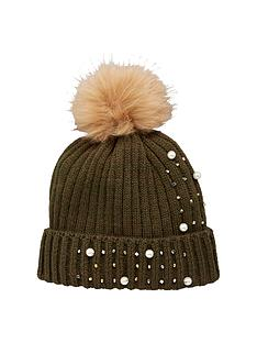 v-by-very-pearl-and-embellished-detail-beanie