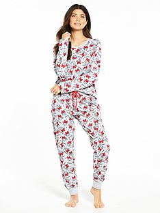 minnie-mouse-minnie-mouse-all-over-print-pyjamas