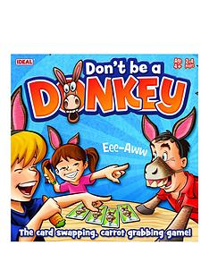 ideal-don039t-be-a-donkey