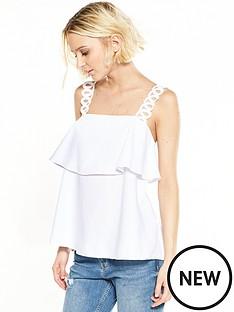 river-island-poplin-trim-shirt