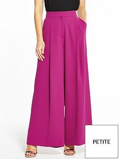 river-island-ri-petite-pink-wide-leg-trousers