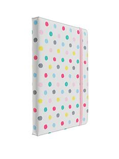 trendz-universal-9-10-inch-ipadtablet-case-with-stylus-amp-screen-protector-included-polka-dot-design