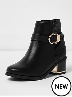river-island-river-island-buckle-block-heel-boot