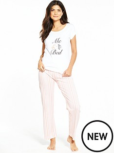 v-by-very-me-amp-my-bed-pink-stripe-pj-set
