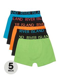 river-island-boys-green-bright-colour-boxers-multipack