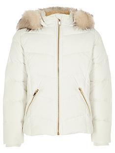 river-island-girls-white-fur-trim-hooded-puffer-jacket