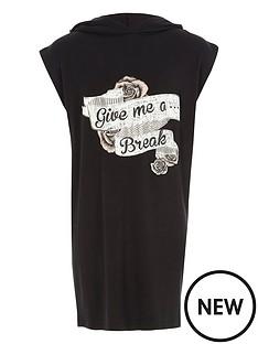 river-island-girls-black-printed-sleeveless-hoodie-dress
