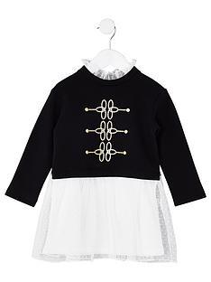 river-island-mini-girls-frill-military-dress