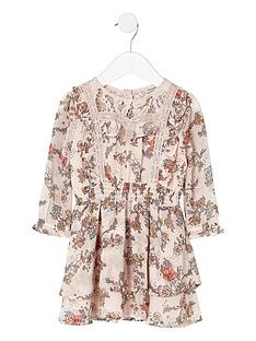river-island-mini-girls-pink-floral-print-lace-frill-dress