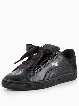 puma-basket-heartnbspns-blacknbsp
