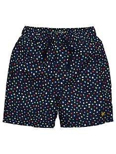 lyle-scott-boys-dot-print-swim-shorts
