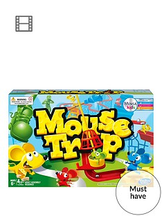 prod1087436615: Mouse Trap Game From Hasbro Gaming