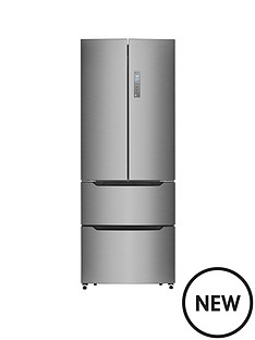 hisense-rf528n4ac1-70cm-wide-french-door-style-fridge-freezer-stainless-steel-look
