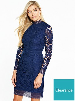 v-by-very-premium-lace-shift-dress