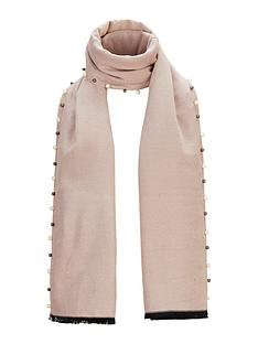 v-by-very-pearl-detail-scarf