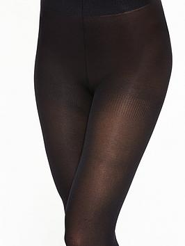 1aedbe7abe415 Pretty Polly 4 Pack 40 Denier Opaque Tights - Black | littlewoodsireland.ie